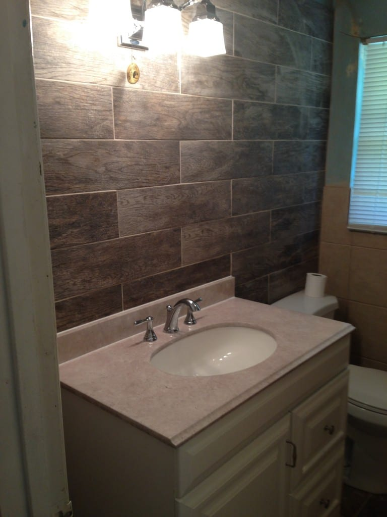 bathroom remodel Greenville TX