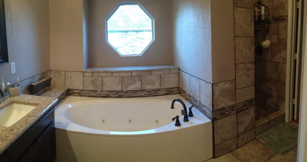 Home Remodeling-Bathroom Remodel Project