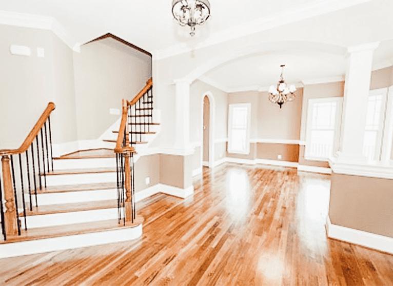 living room remodel h&h construction and restoration