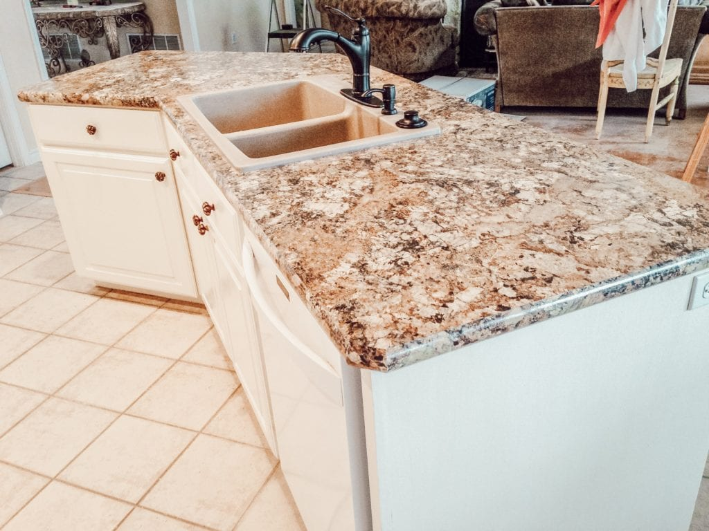 granite counter tops kitchen remodel