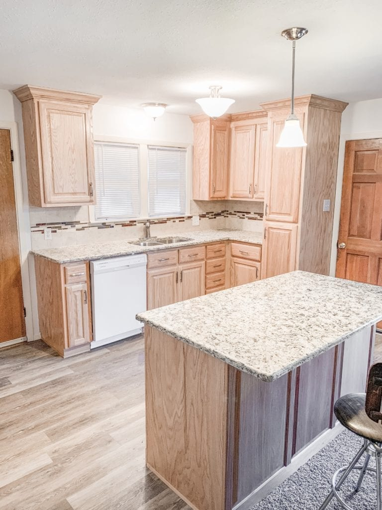 kitchen remodel by h&h construction and restoration