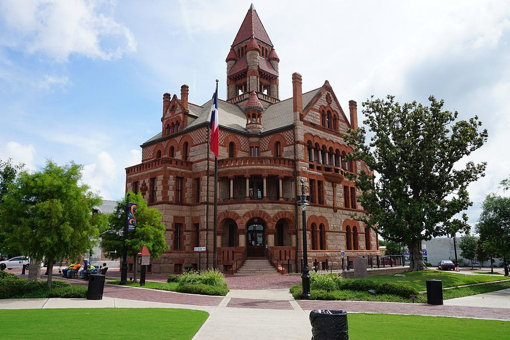 sulphur springs courthouse h&h construction and restoration