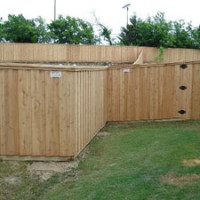 Commerce Fence Replacement