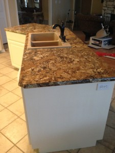 McKinney Kitchen Remodeling-Kitchen Island