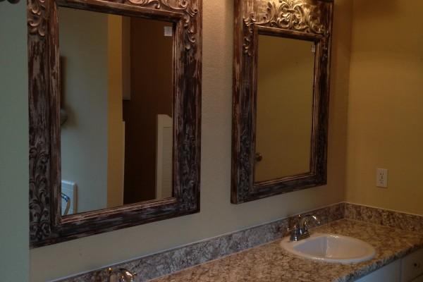 Updated Bath Vanity