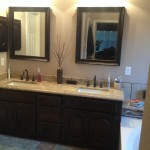 Updated Modern Bathroom Vanity